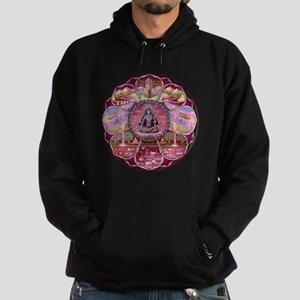 Tara Heaven Mandala Hoodie (dark)