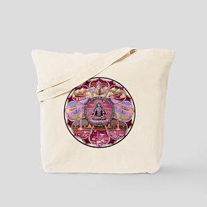 Tara Heaven Mandala Tote Bag