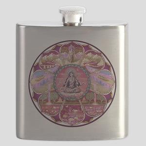 Tara Heaven Mandala Flask