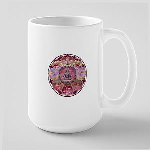 Tara Heaven Mandala Large Mug