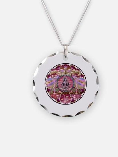 Tara Heaven Mandala Necklace