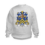 Bastide Family Crest Kids Sweatshirt