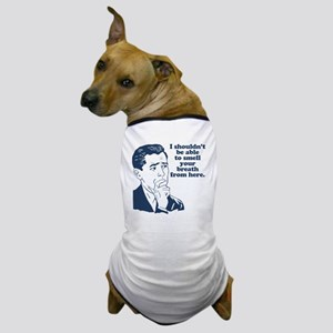 Funny Stank Breath Insult Dog T-Shirt