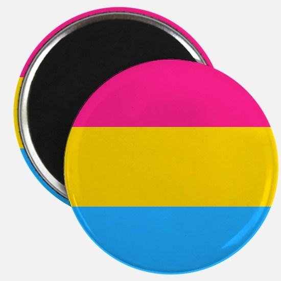 Pansexual Pride Flag Magnet