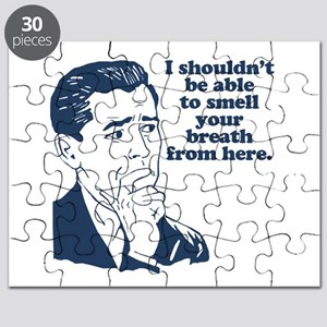 Funny Stank Breath Insult Puzzle