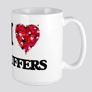 I Love Buffers Mugs