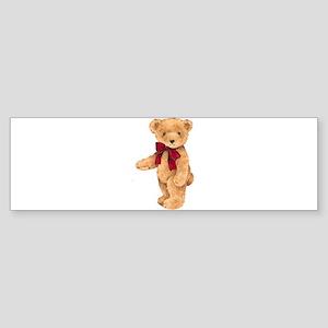 Teddy - My First Love Sticker (Bumper)