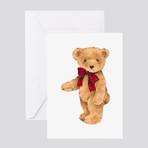 Teddy - My First Love Greeting Card