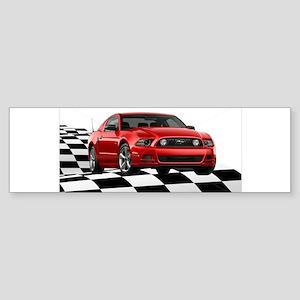 2014RRMustangGT Bumper Sticker