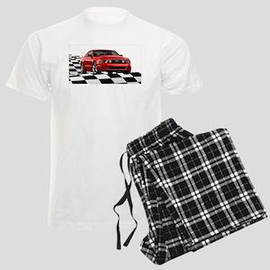2014RRMustangGT Men's Light Pajamas