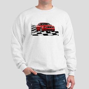 2014RRMustangGT Sweatshirt