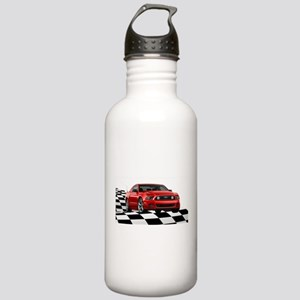 2014RRMustangGT Stainless Water Bottle 1.0L