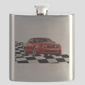 2014RRMustangGT Flask
