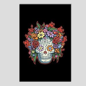 Mujere Muerta II Postcards (Package of 8)