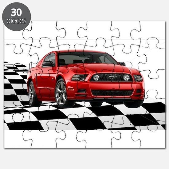 2014RRMustangGT Puzzle