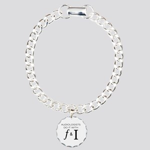 Frequency & Intensity Charm Bracelet, One Charm