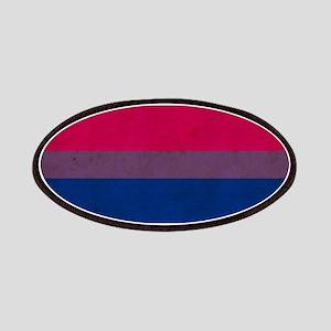 Vintage Bisexual Pride Patch