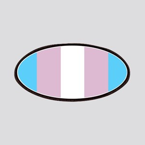 Transgender Pride Flag Patch