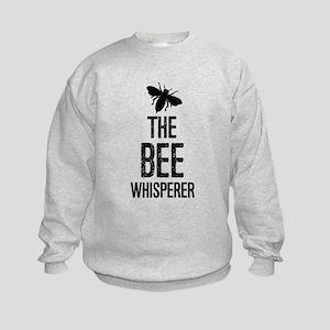 The Bee Whisperer Kids Sweatshirt