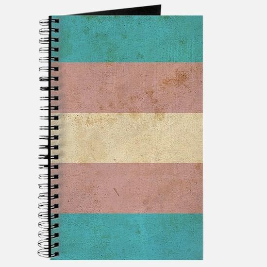 Vintage Transgender Pride Journal