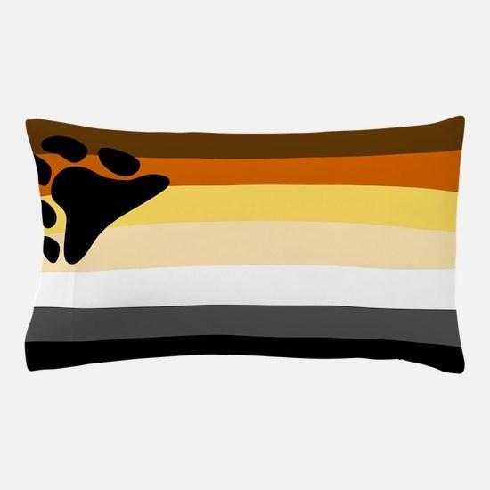 Bear Pride Flag Pillow Case