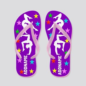 Number One Gymnast Flip Flops