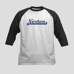Norton (sport-blue) Kids Baseball Jersey