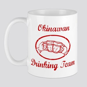 Okinawan Drinking Team Mug