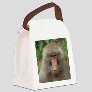 See You Soon, Baboon Canvas Lunch Bag