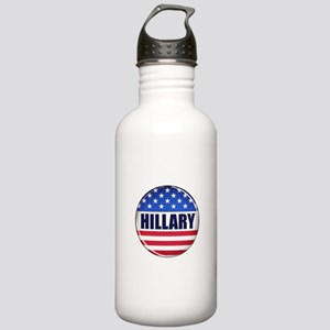 Vote Hillary 2016 Stainless Water Bottle 1.0L