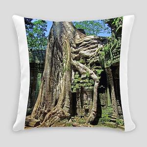 Ta Prohm overgrown temple ruins Everyday Pillo