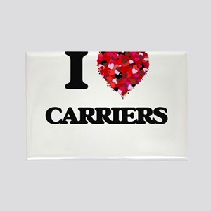 I love Carriers Magnets