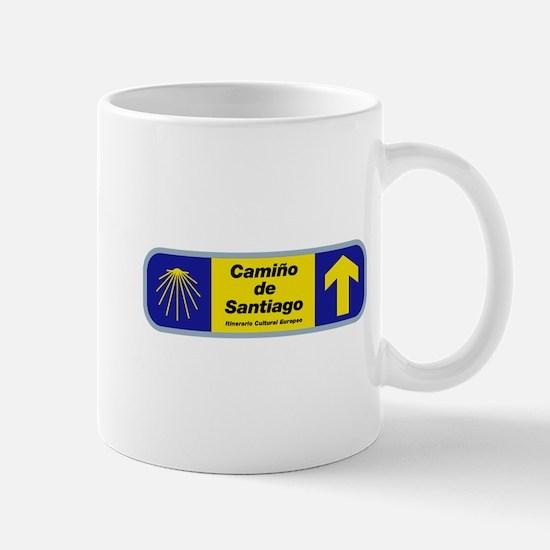 Camino de Santiago, Spain Mug