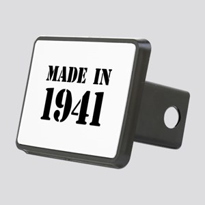 Made in 1941 Rectangular Hitch Cover