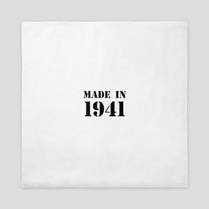 Made in 1941 Queen Duvet