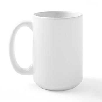 Cowshit Lane, Pennsylvania Large Mug