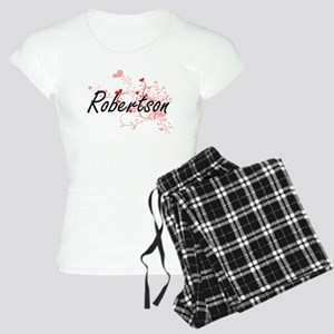 Robertson Artistic Design w Women's Light Pajamas