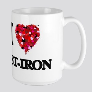 I love Cast-Iron Mugs