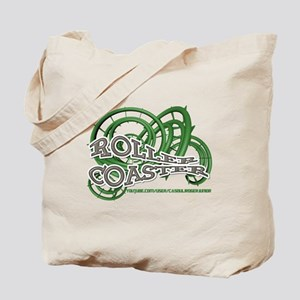 Youtube channel Roller Coaster GWS Tote Bag