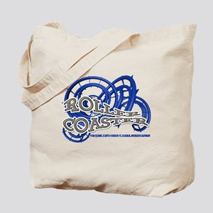 Youtube channel Roller Coaster BWS Tote Bag