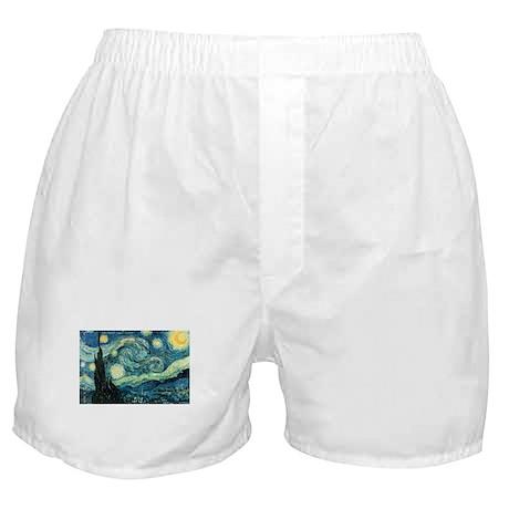 Art Gallery Boxer Shorts
