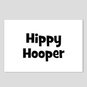 Hippy Hooper Postcards (Package of 8)