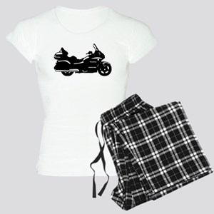 goldwing biker Women's Light Pajamas