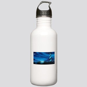 Lighthouse at Sunrise Stainless Water Bottle 1.0L