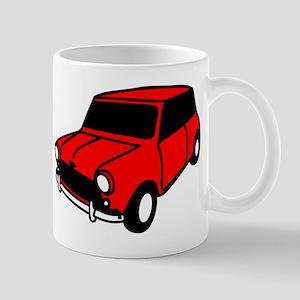 mini car Mug