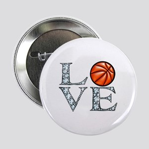 "Love Basketball 2.25"" Button"