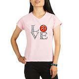 Basketball Active Tees