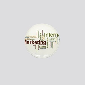 marketing mix Mini Button