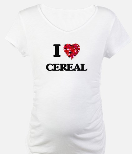 I love Cereal Shirt