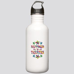 Happiness is Theatre Stainless Water Bottle 1.0L